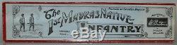 Britains Pre-War Set #67 Madras Infantry (1912) AA-10838