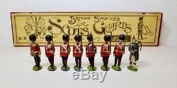 Britains Pre-War Set #75 Scots Guards CX-1070
