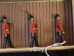 Britains RARE Boxed Set 1583 Famous Regiments West Yorkshire. Pre War