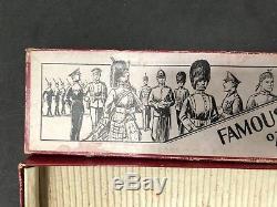 Britains RARE Empty Box For Set 1580 Famous Regiments Shropshire LI