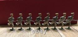 Britains RARE Set 134 Japanese Infantry. Pre War, c1925
