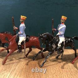 Britains RARE Set 135 Japanese Cavalry. C1910