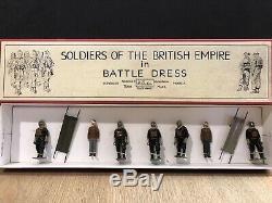 Britains RARE Set 1759 Air Raid Precautions. Pre War