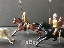Britains RARE Set 94 21st Lancers. Omdurman Version. Produced 1898