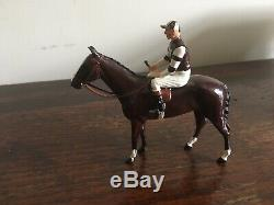 Britains Racing Colours Of Famous Owners American Series King Ranch Rare 1955