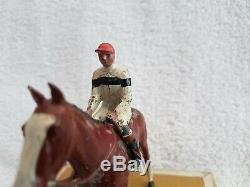 Britains Racing Colours Of Famous Winners Lord Woolavington In Original Box