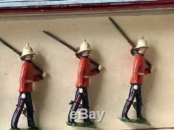 Britains Rare Boxed Set 1620 Royal Marine Light Infantry. C1938