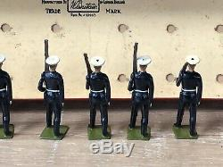 Britains Rare Boxed Set 1835 Argentinian Naval Cadets. 1948/49 Only