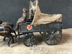 Britains Rare Set 146A RAMC Active Service Dress. 1st Version Circa 1918