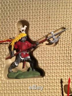 Britains Rare Swoppet Knights Set 7481 In Good Condition