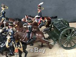 Britains Repainted Royal Horse Artillery. Post War