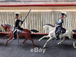 Britains Set 100 21st Empress Of Indias Own Lancers. Pre War with Box