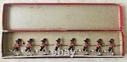 Britains Set 11 The Black Watch Royal Highlanders 1908 version VNMIB