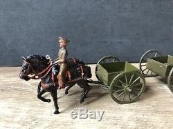 Britains Set 1331A General Service Wagon Active Service Dress. Pre War