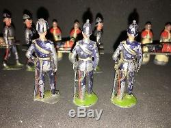 Britains Set 137 Royal Army Medical Service. Early 2nd Version Figures c1910