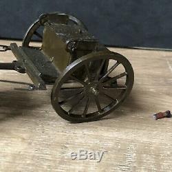 Britains Set 144 Royal Artillery. Pre War