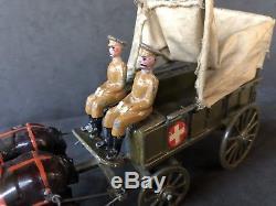 Britains Set 145a RAMC Active Service Order. Pre War. Uncommon