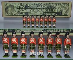 Britains Set #1519 Highlanders with Muskets AA-11909