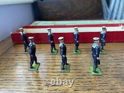 Britains Set 151 Royal Naval Volunteer Reserve 1907 Dated Bases Toy Soldiers