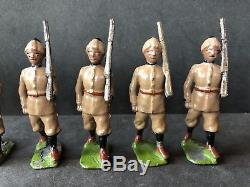 Britains Set 1621, The 12th Frontier Force Regiment. 1938 Issue Pre War