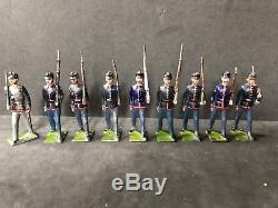 Britains Set 178 Austria-Hungarian Foot Guards Pre War. Uncommon Set