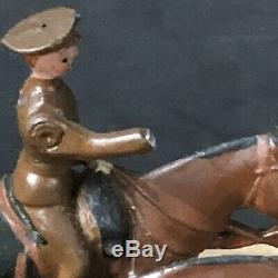 Britains Set 203A Royal Engineers Pontoon Wagon, Active Service Order. Rare
