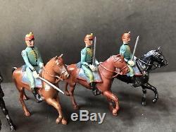 Britains Set 218 Spanish Cavalry. VERY RARE Pre War Matching Set. No Box