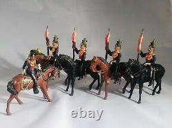Britains Set 23 The 5th Lancers 1894 first version