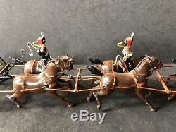 Britains Set 39 Royal Army Horse Artillery