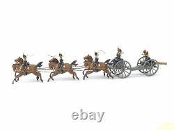 Britains Set 39 Royal Horse Artillery Early Version
