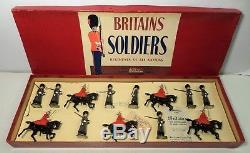 Britains Set 429 Scots & Lifeguards Display Set with Box