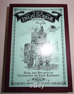 Britains Soldiers 08956 Delhi Durbar Range State Elephant