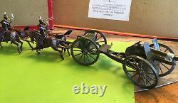 Britains Soldiers Royal Horse Artillery No. 39 With Gun & Escort