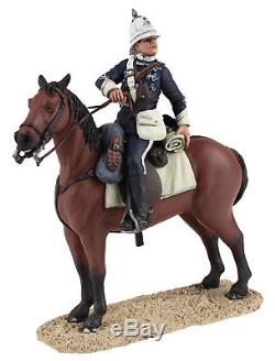Britains Soldiers Zulu War For Sale In One Lot 3 Mounted Natal Carbineer Metal