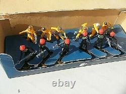 Britains Space Figures Kp Outer Spacers Galactic Boxed