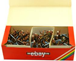 Britains Super Deetail S. A. S. 48 Figures blended color # 6330 mint in box