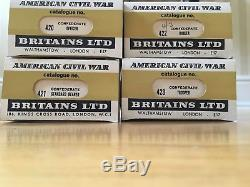 Britains Swoppet Acw Complete Boxed Sets