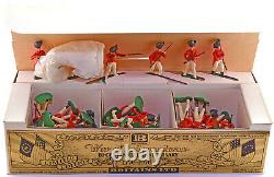 Britains Swoppets # 5157 1776 British Infantry 48 figures mint counterpack