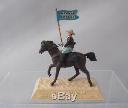 Britains Swoppets ACW American Express Bank Promotional Advertising 54mm Figure