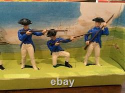 Britains Swoppets American War Of Independence Boxed Set American Infantry