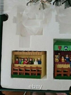 Britains Tournament Knights Diorama SET 08761 Boxed 1998 medieval set
