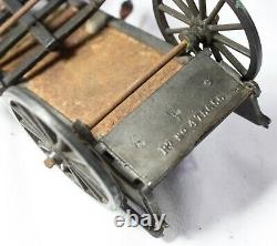 Britains Toy Soldiers #146 Horse Drawn Wagon Royal Army Service Corps