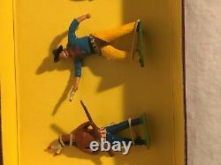 Britains Toy Soldiers #8000 Set Rare 1 of 30 sets made Sample Only Set