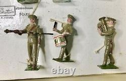 Britains Toy Soldiers Types Of the Worlds Armies US Army Marching Band Set 1301