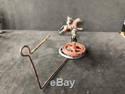 Britains VERY RARE The Equestrienne Toy. Circa 1880