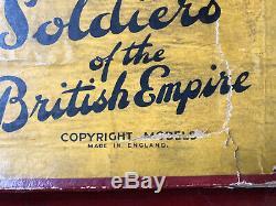 Britains Very Rare Boxed Set 1794 Anti-Aircraft Personnel. Pre War