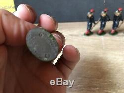 Britains Very Rare Paris Office French Line Infantry. Circa 1915