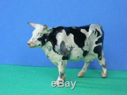 Britains Vintage 1924 Rare Lead Nestles Milk Worlds Cow Map Of The World