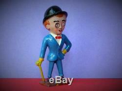Britains Vintage Lead Pre War Sharps Toffee Sir Kreemy Knut Promo Figure #545