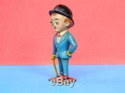 Britains Vintage Lead Prewar Sharps Toffee Sir Kreemy Knut Promo Figure #545